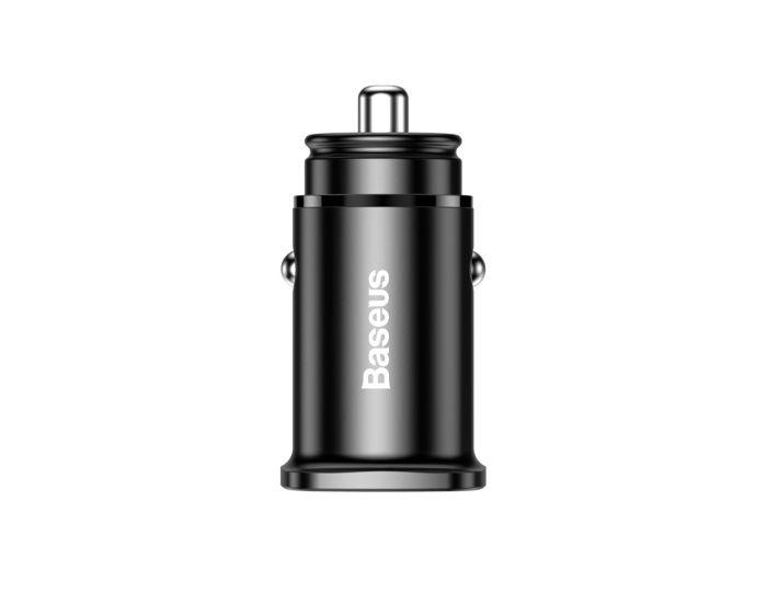 Baseus PPS Universal Quick Charge QC 4.0 (CCALL-AS01) Φορτιστής Αυτοκινήτου Black
