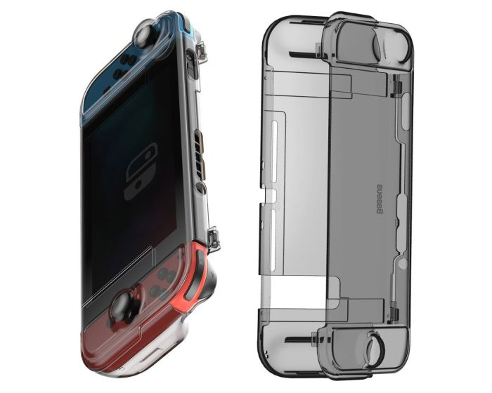 Baseus Shock Resistant Hard Case για Nintendo Switch (WISWGS06-01) Black