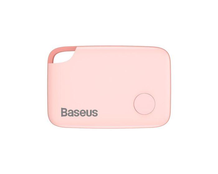 Baseus T2 Mini Ropetype Key Finder (ZLFDQT2-04) Anti-loss Tracker Pink