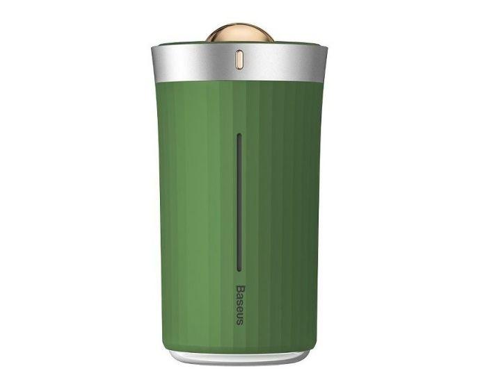 Baseus Whale Car & Home Humidifier 420ml (DHJY-06) Θερμικός Υγραντήρας Green