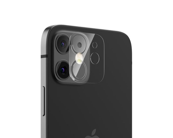 Benks KR Camera Lens 0.15mm Tempered Glass Prοtector 2-Pack (iPhone 12 Mini)