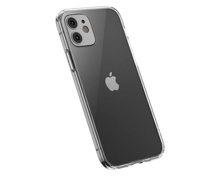 Benks Shiny Glass TPU Case Clear (iPhone 12 Mini)