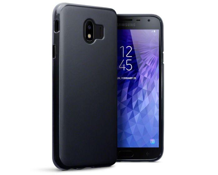 Terrapin Θήκη Σιλικόνης Slim Fit Silicone Case (118-002-709) Black (Samsung Galaxy J4 2018)