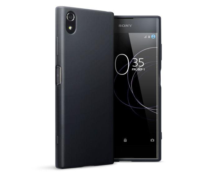 Terrapin Θήκη Σιλικόνης Slim Fit Silicone Case (118-005-416) Black (Sony Xperia XA1 Plus)