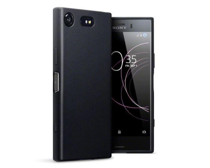 Terrapin Θήκη Σιλικόνης Slim Fit Silicone Case (118-005-406) Black (Sony Xperia XZ1 Compact)