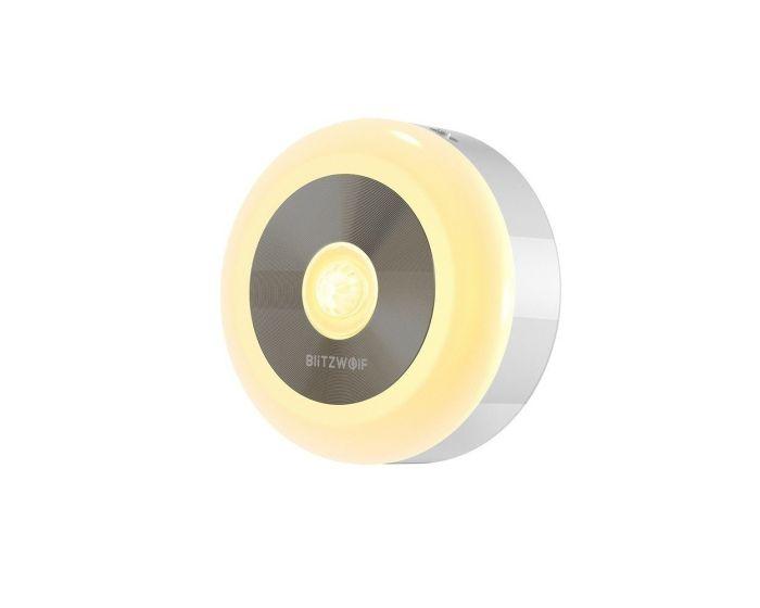BlitzWolf BW-LT15 Motion Sensor Night Light Φως Νυκτός LED - White
