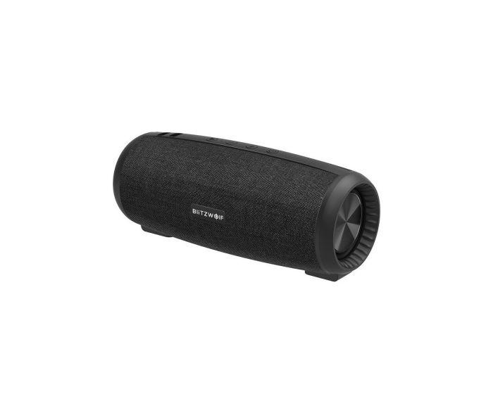 BlitzWolf BW-WA1 Wireless Bluetooth Speaker 12W Ασύρματο Ηχείο - Black