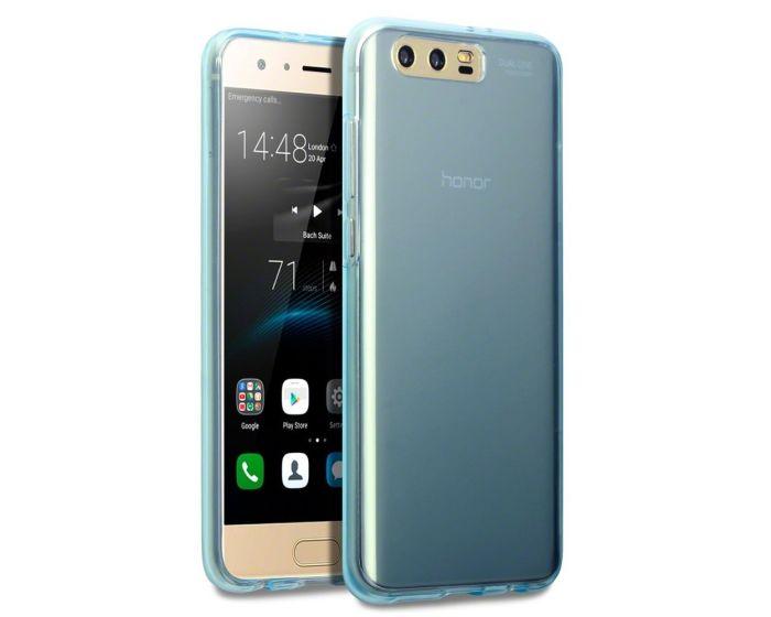 Terrapin Θήκη Σιλικόνης Slim Fit Silicone Case (118-083-131) Blue (Huawei Honor 9)