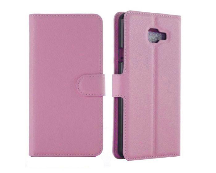 Θήκη Πορτοφόλι Wallet Case Pink (Samsung Galaxy A5 II - 2016)