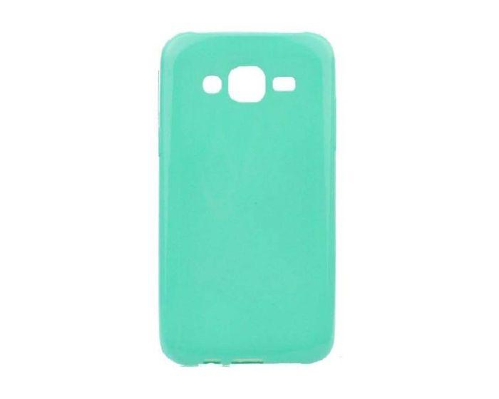 Candy Gel Slim Fit Θήκη Σιλικόνης Mint (Samsung Galaxy J2)