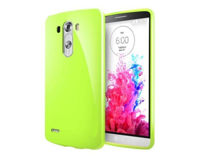 Candy Gel Slim Fit Θήκη Σιλικόνης Lime (LG G4 Stylus)