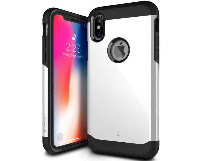 CASEOLOGY Legion Series (CO-IPX-LGN-WH) Protective Case White (iPhone X / Xs)