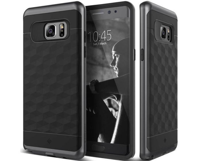 CASEOLOGY Parallax Series (CO-NT7-ARM-BKBK) Black (Samsung Galaxy Note 7)