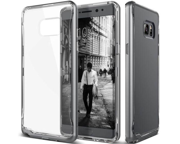 CASEOLOGY SKYFALL Series (CO-NT7-SKY-BK) Clear / Black (Samsung Galaxy Note 7)