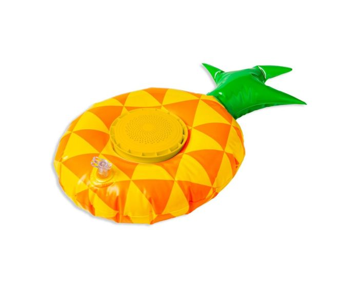 Celly Pool Pineapple Bluetooth Speaker 3W Φορητό Ηχείο Yellow