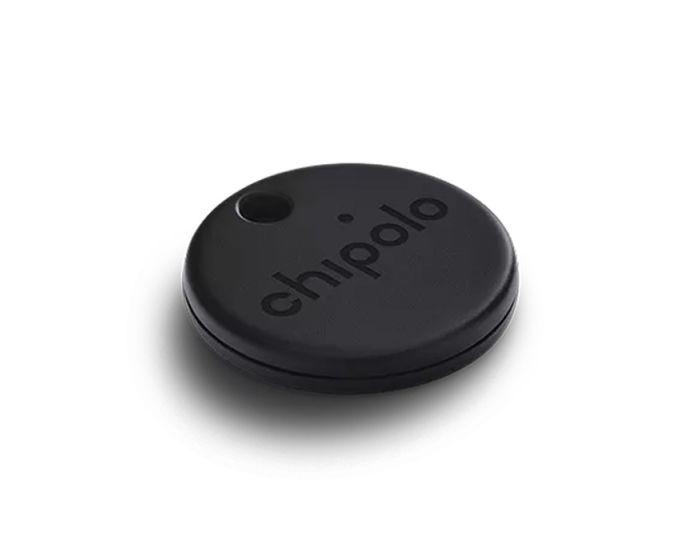 Chipolo One Spot Tracker Μπλρελόκ Ανίχνευσης Αντικειμένων - Black