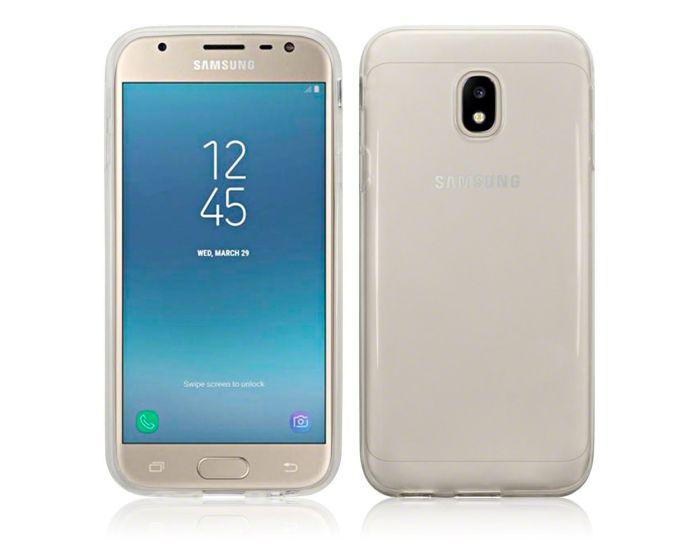 Terrapin Θήκη Σιλικόνης Slim Fit Silicone Case (118-002-645) Clear (Samsung Galaxy J3 2017)
