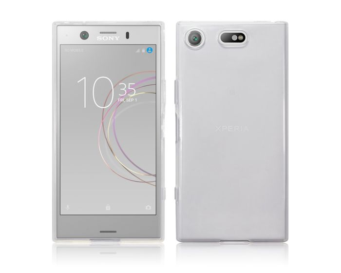 Terrapin Θήκη Σιλικόνης Slim Fit Silicone Case (118-005-404) Clear (Sony Xperia XZ1 Compact)