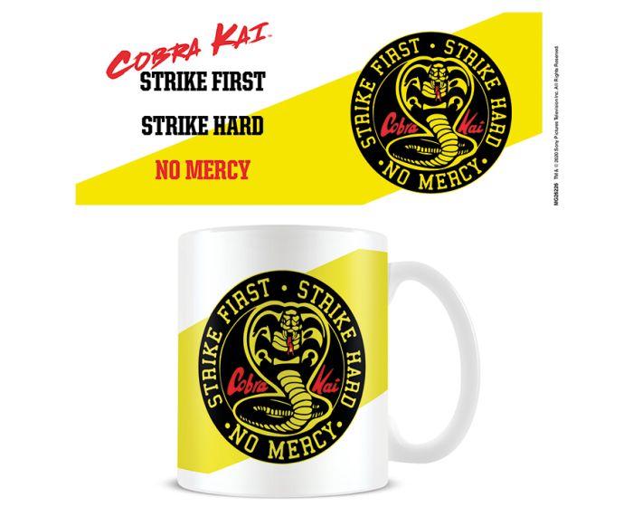 Cobra Kai (No Mercy) Mug 315ml Κεραμική Κούπα - White