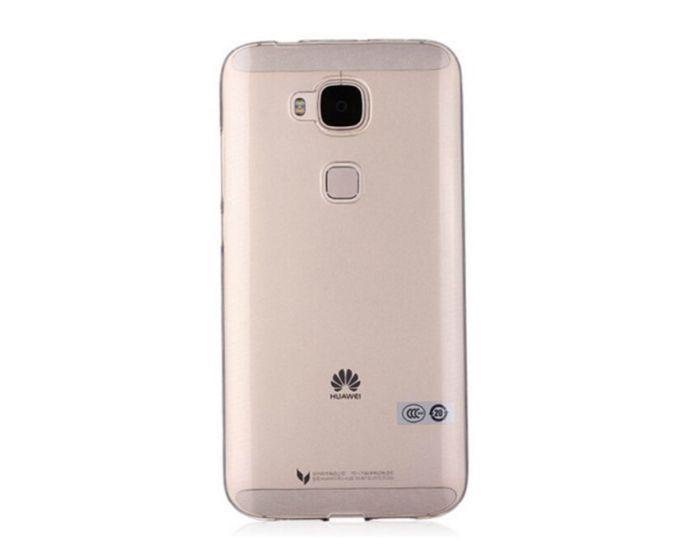 Θήκη Ultra Thin Crystal Case Διάφανη OEM (Huawei Ascend G8)