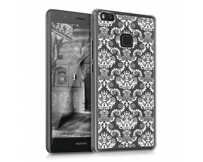 Ultra Thin Crystal Baroque Case (38044.07) Πλαστική Θήκη Clear - White (Huawei P9 Lite)