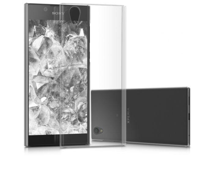 KWmobile Super Slim Crystal Clear Case (42426.03) Πλαστική Θήκη Διάφανη (Sony Xperia L1)
