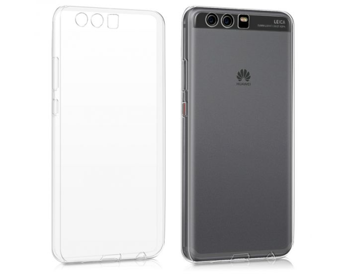 KWmobile Θήκη Σιλικόνης Slim Fit Silicone Case (41097.03) Διάφανη (Huawei P10 Plus)