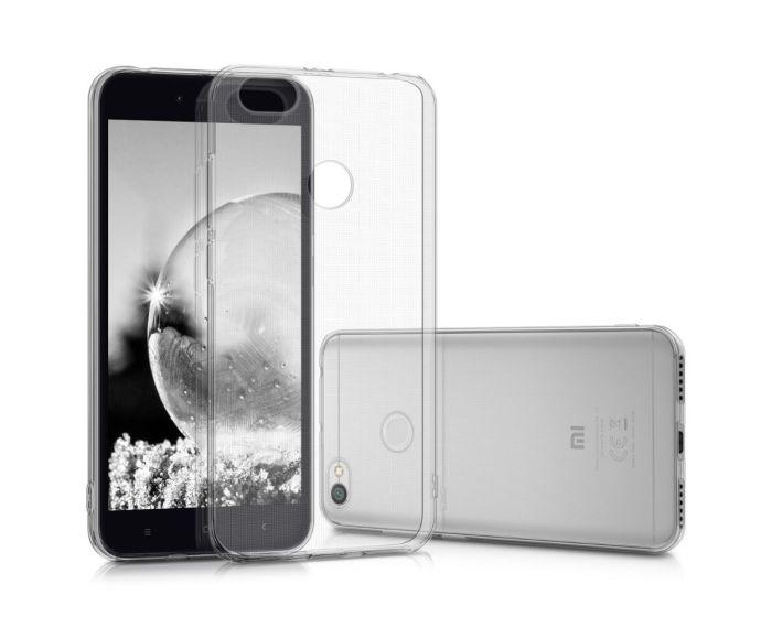 KWmobile TPU Clear Silicone Case Θήκη Σιλικόνης (43507.03 ) Διάφανη (Xiaomi Redmi Note 5A Prime)