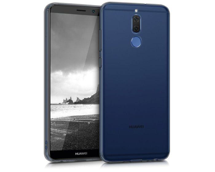 KWmobile Jelly Case Θήκη Σιλικόνης (43291.01) Semi Black (Huawei Mate 10 Lite)