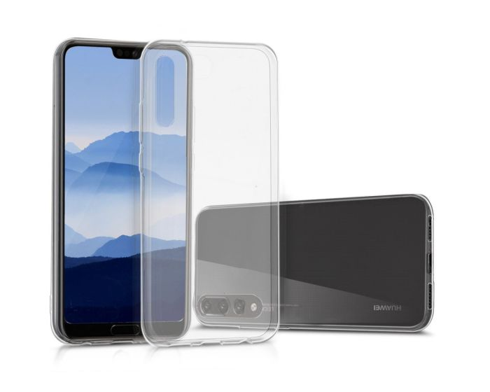 KWmobile TPU Clear Silicone Case Θήκη Σιλικόνης (44222.03) Διάφανη (Huawei P20 Pro)
