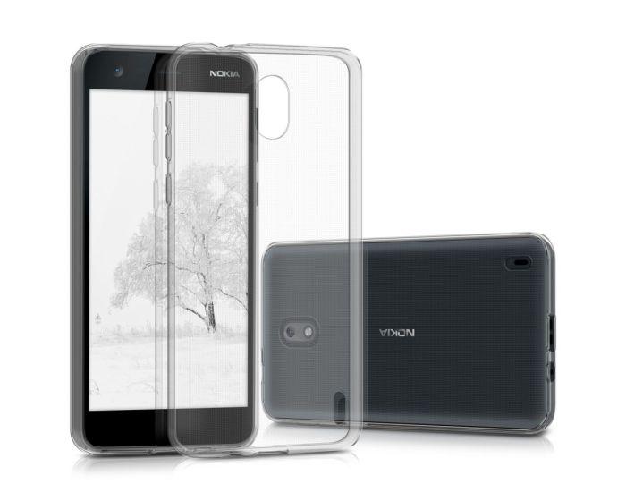 KWmobile TPU Clear Silicone Case Θήκη Σιλικόνης (43300.03) Διάφανη (Nokia 2)