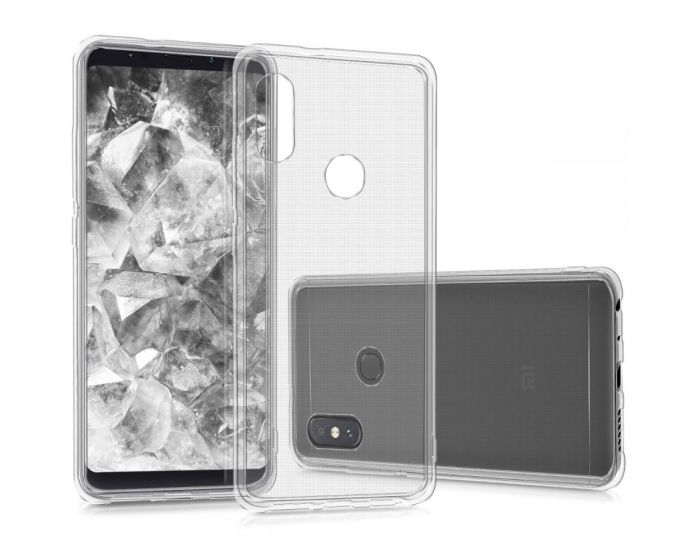 KWmobile TPU Clear Silicone Case Θήκη Σιλικόνης (44663.03) Διάφανη (Xiaomi Redmi Note 5)