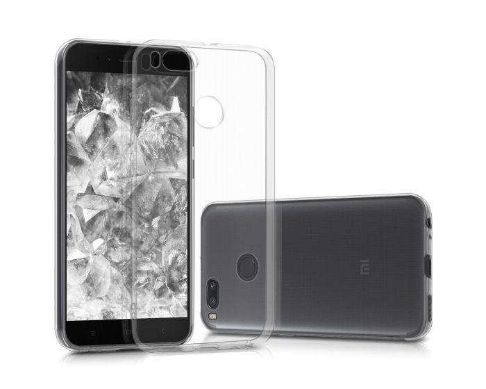 KWmobile TPU Clear Silicone Case Θήκη Σιλικόνης (42834.03) Διάφανη (Xiaomi Mi A1 / 5X)