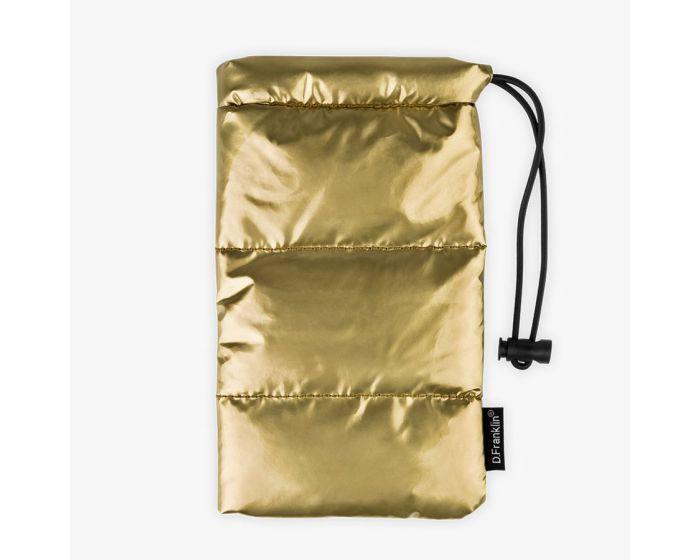 D.Franklin Bomb Gold Sunglasses Pouch Case (DFKCAS0001) Θήκη Γυαλιών Ηλίου