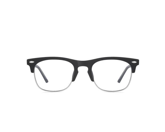 D.Franklin Glasses America SQ Γυαλιά με φίλτρο Anti-Blue Light - Matte Black