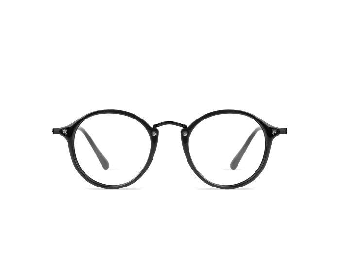 D.Franklin Glasses Roller Shiny Γυαλιά με φίλτρο Anti-Blue Light - Black
