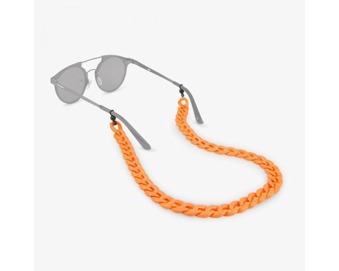 D.Franklin Multi Frame Orange Link Cord (DFKCOR0204) Λουράκι Γυαλιών Ηλίου