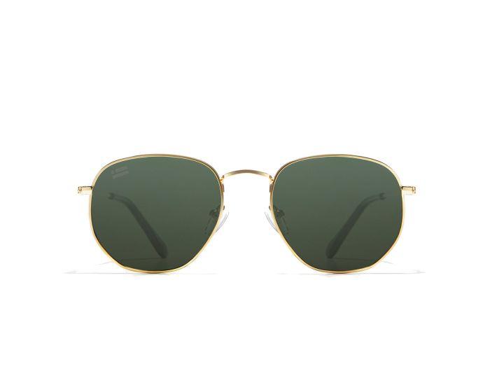 D.Franklin Sunglasses Classic Hexagon (DFKSUN0411) Γυαλιά Ηλίου Gold / G15