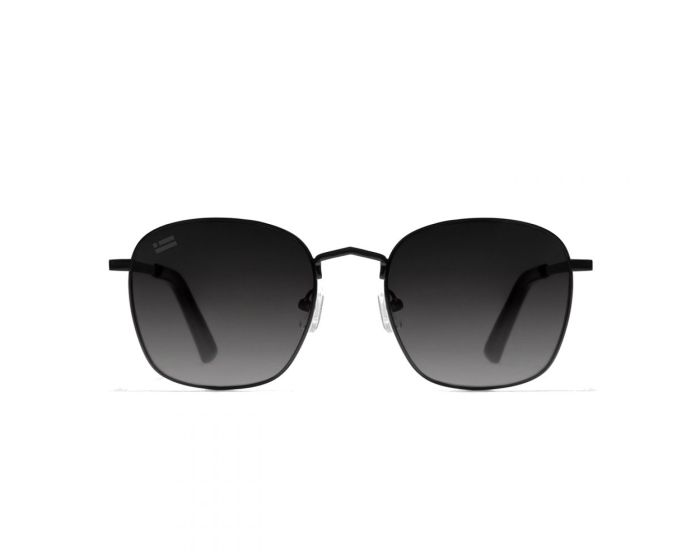 D.Franklin Sunglasses Classic Square (DFKSUN0445) Γυαλιά Ηλίου Black / Grad Black