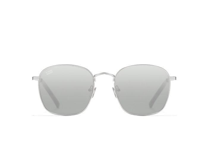 D.Franklin Sunglasses Classic Square (DFKSUN0441) Γυαλιά Ηλίου Silver / Silver