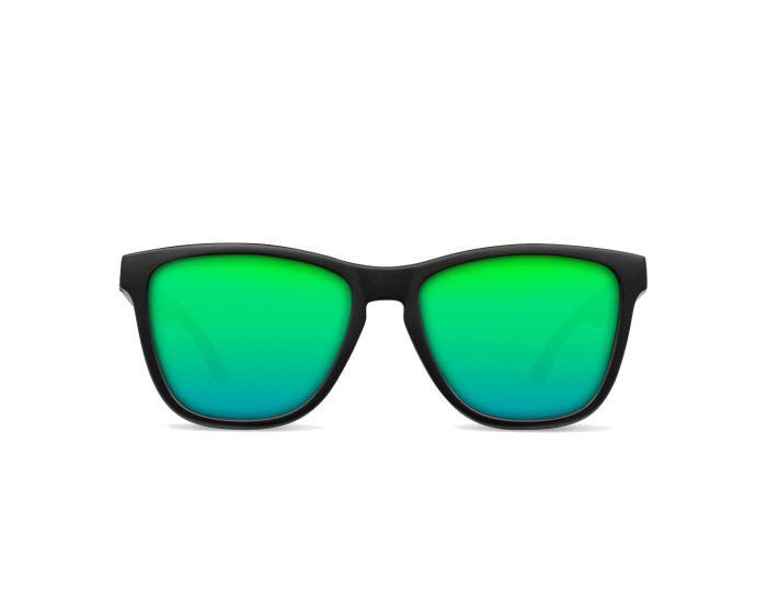 D.Franklin Sunglasses Roosevelt TR90 (DFKSUN0726) Γυαλιά Ηλίου Black / Green
