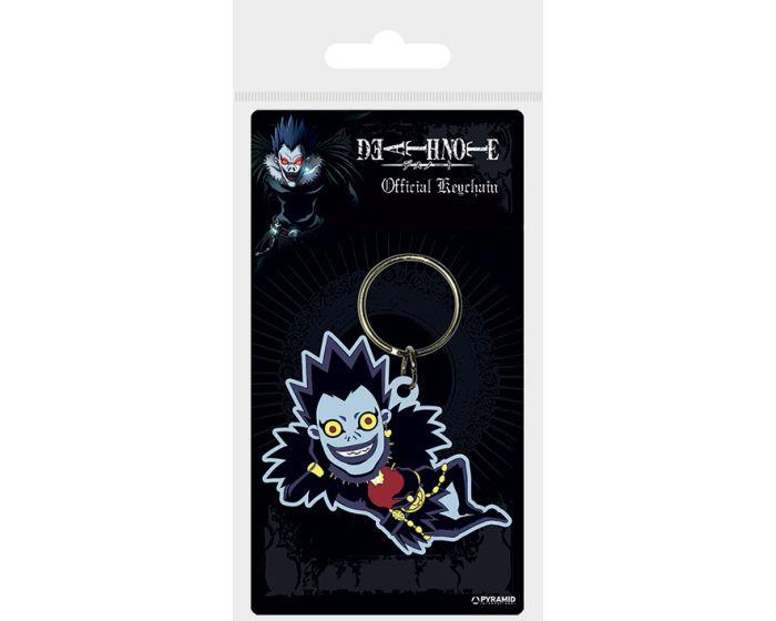 Death Note (Ryuk) Rubber Keychain - Μπρελόκ