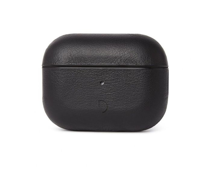 Decoded Aircase Leather AirPods Pro Case Δερμάτινη Θήκη για Apple Airpods Pro - Black