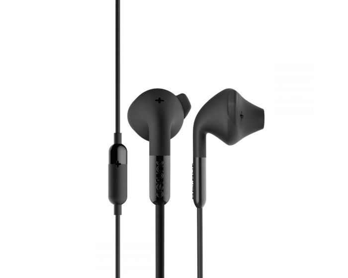 Defunc + Hybrid Hands Free Ακουστικά Black