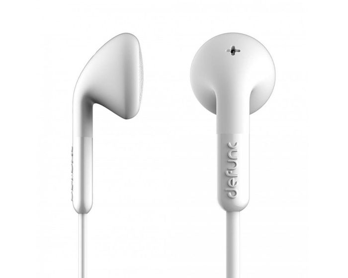 Defunc + Talk Hands Free Ακουστικά White