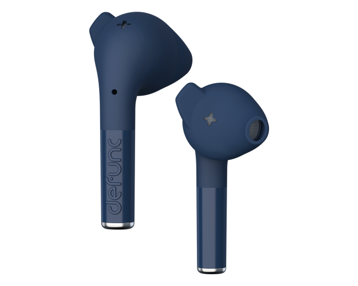 Defunc True Go Slim TWS Ασύρματα Ακουστικά Blue