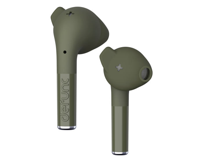Defunc True Go Slim TWS Ασύρματα Ακουστικά Green