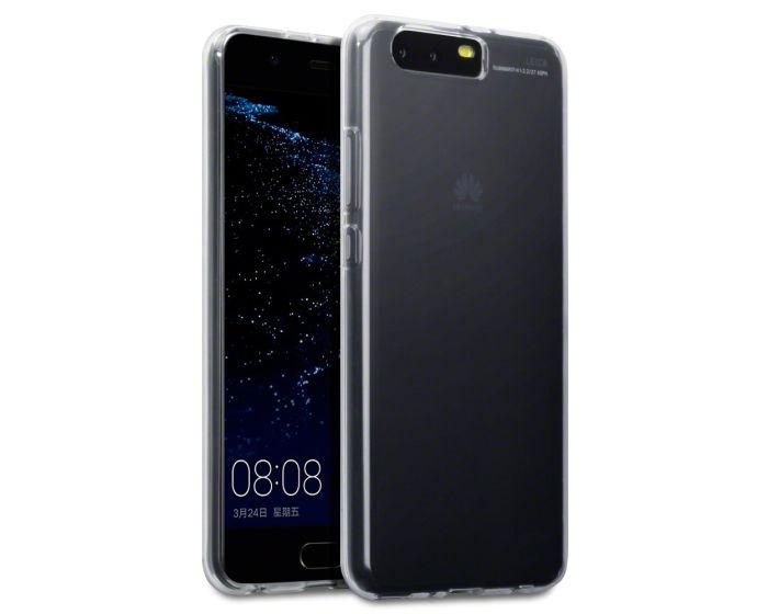 Terrapin Θήκη Σιλικόνης Slim Fit Silicone Case (118-083-113) Διάφανο (Huawei P10 Plus)