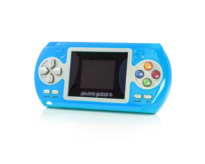 Digital Pocket Hand Console 230 Games (8661) Blue