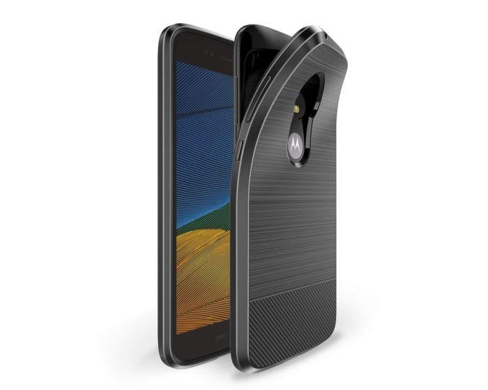 Dux Ducis Mojo Carbon Rugged Armor Case Black (Motorola Moto E5 Play)